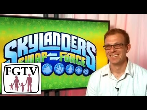 Skylanders Swap Force Level Cap 20 Interview – David Nathanielsz, Vicarious Visions Producer - YouTube thumbnail