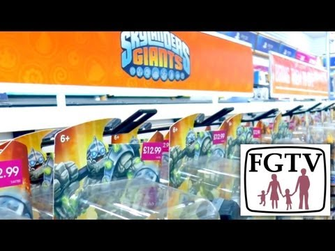 Skylanders Swap Force Pre-Order Retail Update (Part 1) - YouTube thumbnail
