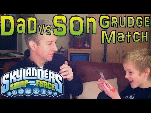 Skylanders Top Trumps Grudge Match #17 - YouTube thumbnail
