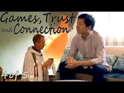 Social and Church Overlap of Journey and Flower – Interview with Jenova Chen (4 of 5) - YouTube thumbnail