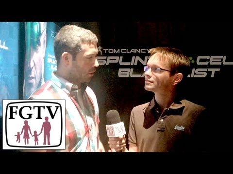 Splinter Cell Blacklist Hands-on Preview with Max Beland (FGTV 2.50) - YouTube thumbnail