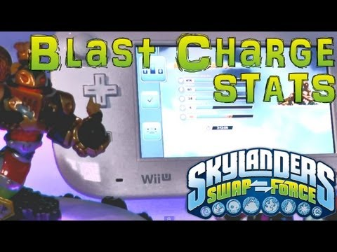 Stats Check: Blast Charge – Skylanders Swap Force - YouTube thumbnail