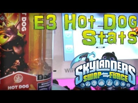 Stats Check: Bronze Hot Dog – Skylanders Swap Force - YouTube thumbnail