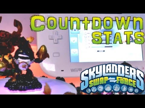 Stats Check: Count Down – Skylanders Swap Force - YouTube thumbnail