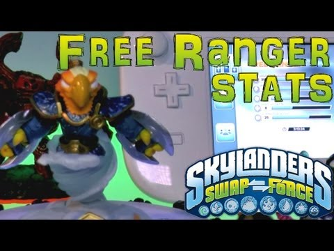 Stats Check: Free Ranger – Skylanders Swap Force - YouTube thumbnail