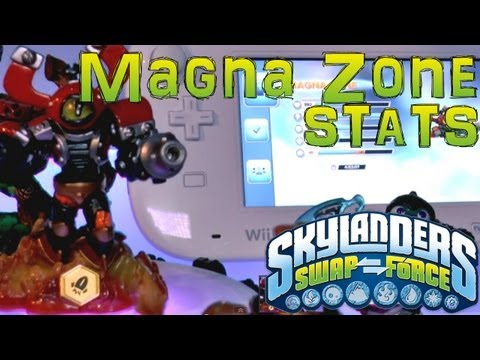 Stats Check: Magna Zone – Skylanders Swap Force - YouTube thumbnail