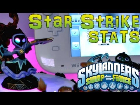 Stats Check: Star Strike Light Core – Skylanders Swap Force - YouTube thumbnail
