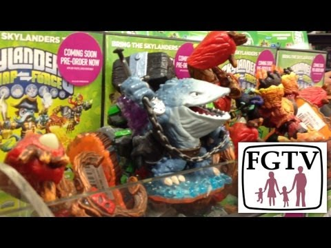 Stores Prepare For Skylanders Swap Force Launch – (Retail Update 5) - YouTube thumbnail