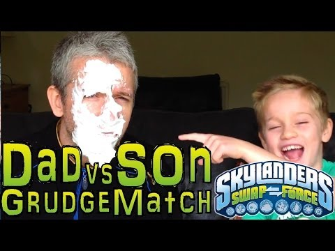 Sunday Grudge Match #14 – Dad & Son Swap Force Battle: Boomer vs Dinorang - YouTube thumbnail