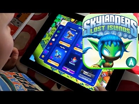 Swap Force Arrives in Skylanders Lost Islands & Legendary Free Ranger Sticker Misprint - YouTube thumbnail