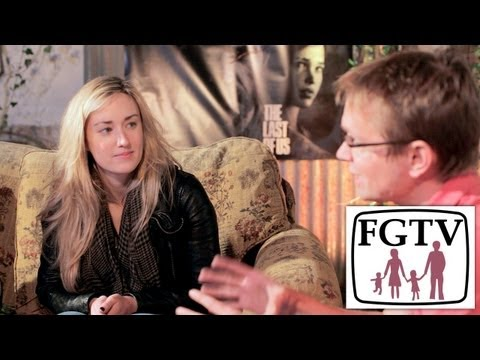 The Last of Us Interview with Neil Druckmann and Ashley Johnson - YouTube thumbnail