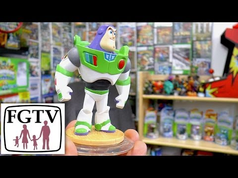 Toy Story In Space Disney Infinity Play-Set Unboxing and Footage - YouTube thumbnail
