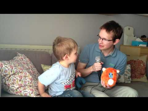 Ubooly iPhone Cuddly Toy Review (FGTV 2.8) - YouTube thumbnail