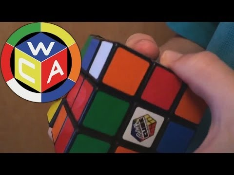 UK Rubik's Cube Championships 2013 - YouTube thumbnail