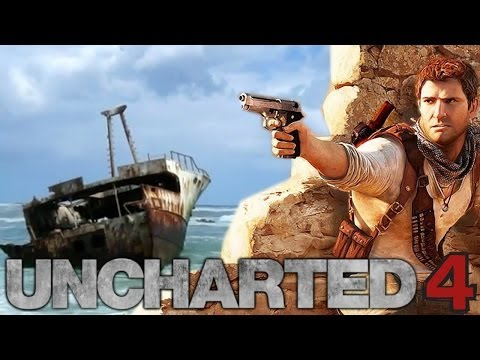 Uncharted 4 (PS4) & Last Of Us: Left Behind (PS3) – In Depth Analysis on PS4 - YouTube thumbnail