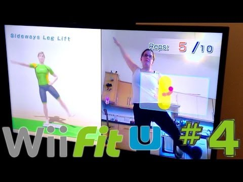 Wii Fit U Weekly Challenge (4 of 5) – Incentives to Keep Going - YouTube thumbnail