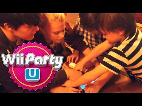 Wii Party U – Button Battle 4 Player Mini-Game - YouTube thumbnail