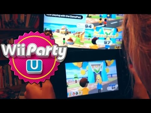 Wii Party U Family Review – Board Games and Mini-Games Tested - YouTube thumbnail