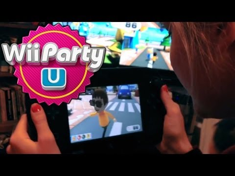 Wii Party U – Lost-and-Found Square Mini-Game - YouTube thumbnail