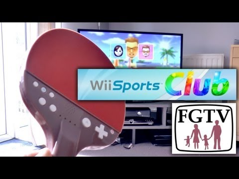 Wii Sports Club – Series Retrospective: MotionPlus, Online, Modes & Grand Slam Tennis Comparison - YouTube thumbnail
