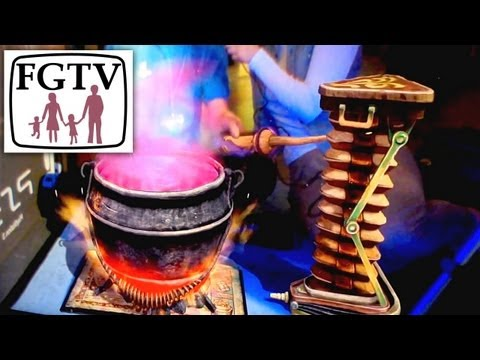 Wonderbook Book of Potions – PS3 Move Game from J. K. Rowling - YouTube thumbnail