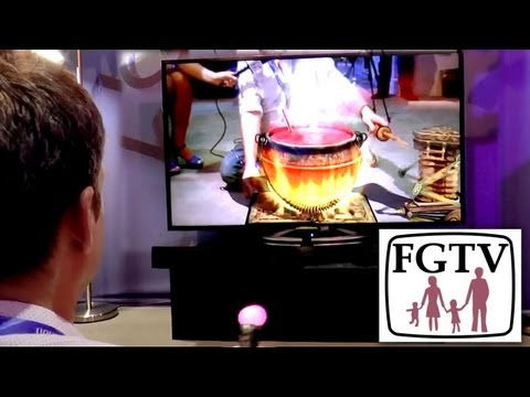 Wonderbook Book of Potions – PS3 Move Gameplay Hands-on - YouTube thumbnail
