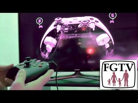Xbox One Controller Review – Trigger Rumble Test - YouTube thumbnail