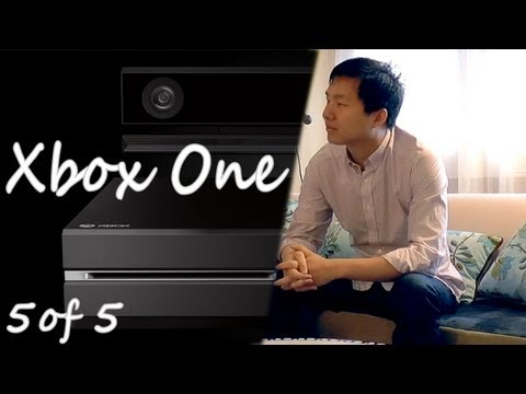 Xbox One Kinect Interactions – Interview with Jenova Chen (5 of 5)