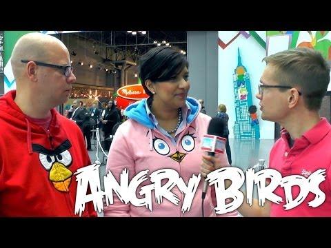 Angry Bird Stella (3 of 3) – Rovio Share Their Plans