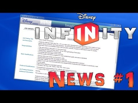 Disney Infinty 2 Platform and Release Date Leaked - YouTube thumbnail