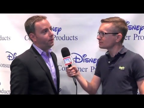 Disney Toys, Technology and Video-Games At Toy Fair 2014 - YouTube thumbnail