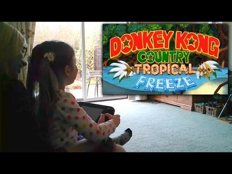 Donkey Kong Country: Tropical Freeze Review - YouTube thumbnail