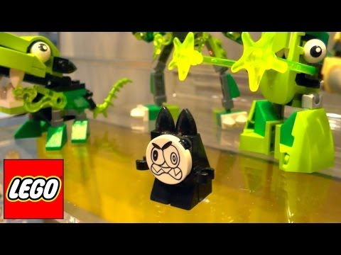 Lego Mixels full sets review – Flain, Vulk, Zorch, Krader, Seismo, Shuff, Telso, Zaptor, Volectro - YouTube thumbnail