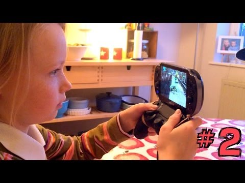 PS4 Vita Hack (2 of 4): Control Vita with Dual Shock to create portable PS4 - YouTube thumbnail
