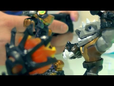Skylanders 4 Toy Fair News: Mega Blocks Leak, Hall of Fame, Wave 4 Figures - YouTube thumbnail