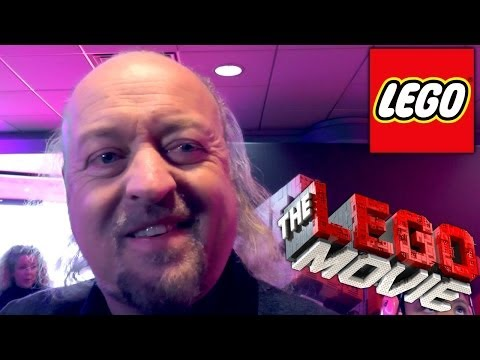 The Lego Movie Premiere — Bill Bailey Talks Video-Games and Comedy Tips - YouTube thumbnail