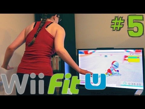 Wii Fit U Weekly Challenge (5 of 5) – Fitness For All - YouTube thumbnail