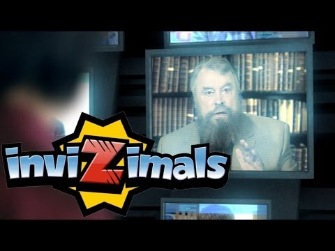Brian Blessed (Dr Dawson) Invizimals Interview - YouTube thumbnail