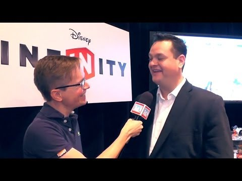 Disney Infinity on the Wii: Executive Producer Q&A - YouTube thumbnail