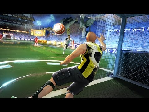 Kinect Sports Rivals Football / Soccer – Xbox One Let's Play - YouTube thumbnail