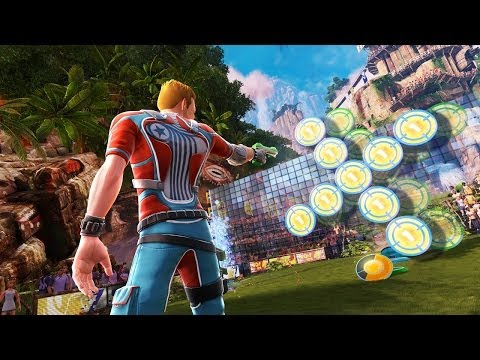 Kinect Sports Rivals Target Shooting – Xbox One Let's Play - YouTube thumbnail