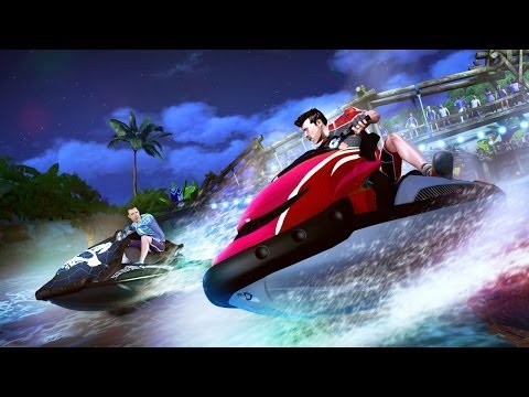 Kinect Sports Rivals Wake Racing – Xbox One First Let's Play - YouTube thumbnail