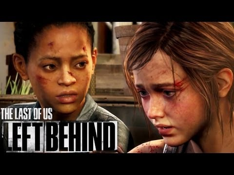 Last of Us: Left Behind Family Review (Spoilers) - YouTube thumbnail