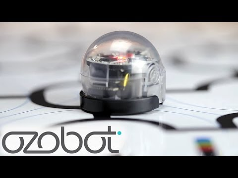 Ozobot, Hands-On With The Intellignet Board Game Counter - YouTube thumbnail