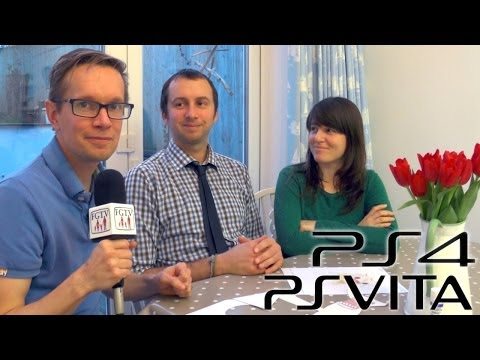 PS4-Vita Family Test