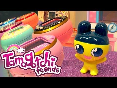 Tamagotchi Friends, Toys, Virtual Pet - YouTube thumbnail