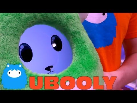 Ubooly Books, Stories and Artisan Interactions – iPad, iPhone, iPod & Android - YouTube thumbnail