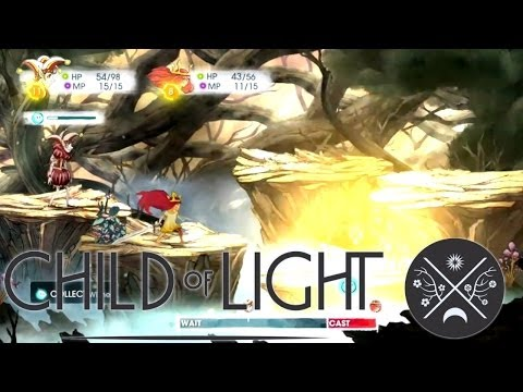 Child of Light Creative Director Interview - YouTube thumbnail