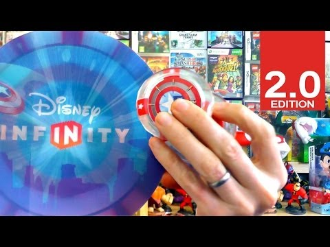 Disney Infinity 2.0 Marvel Invite and Power Disc News - YouTube thumbnail
