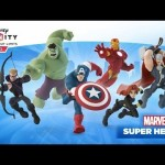 Disney Infinity 2.0: Marvel Super Heroes Close Look - YouTube thumbnail